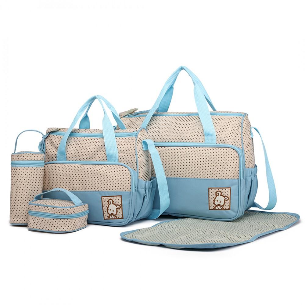 Polyester Maternity Bag - Blue