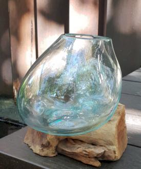 Molton Glass Bowl