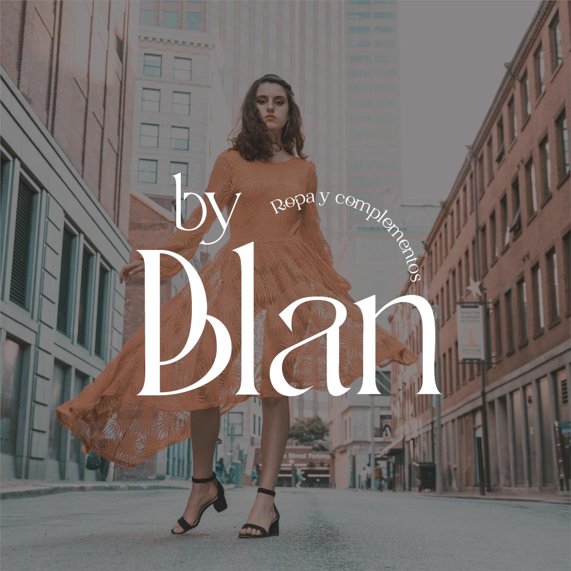 Imagen de marca para By Blan
