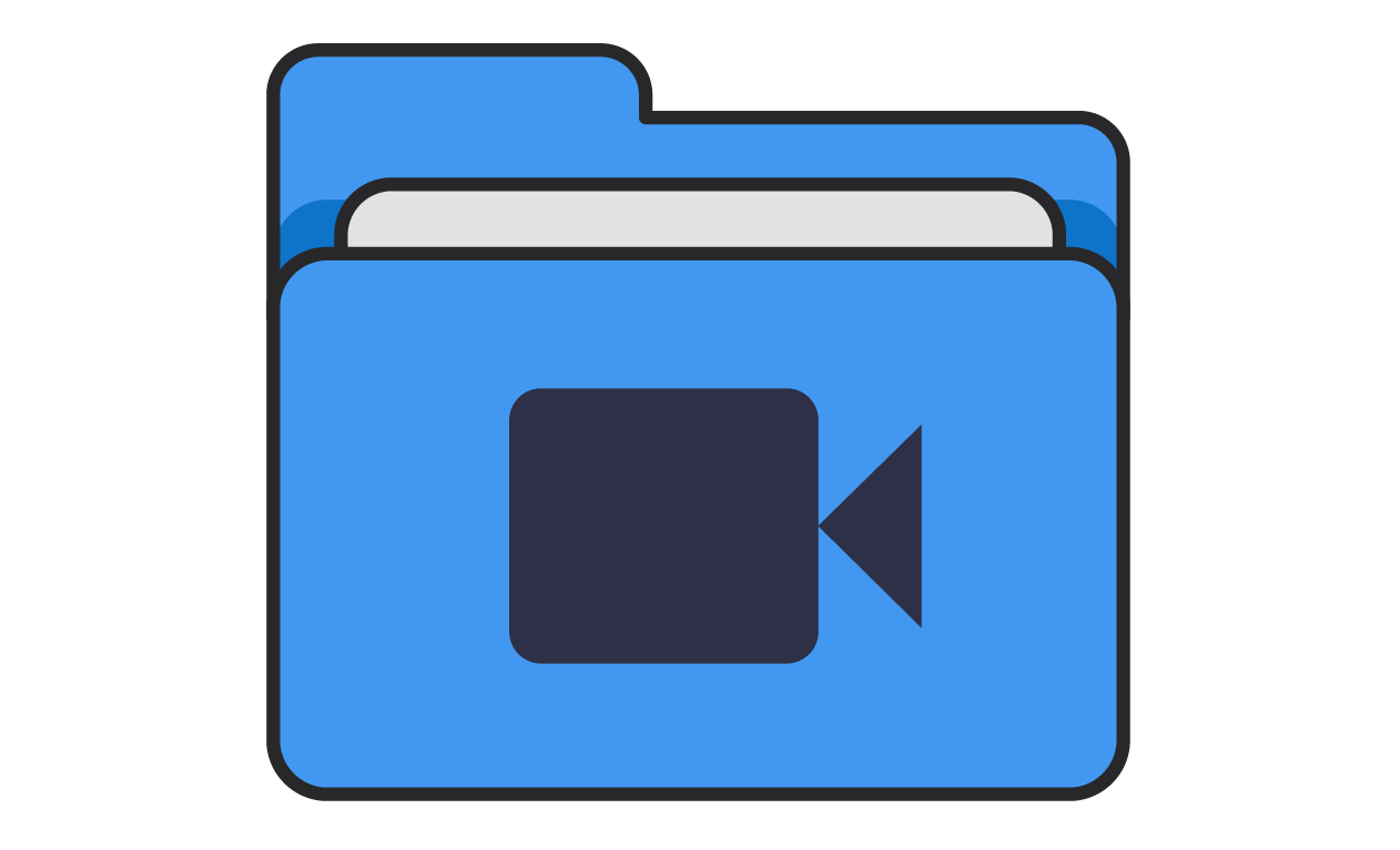 Video Delivery Icon