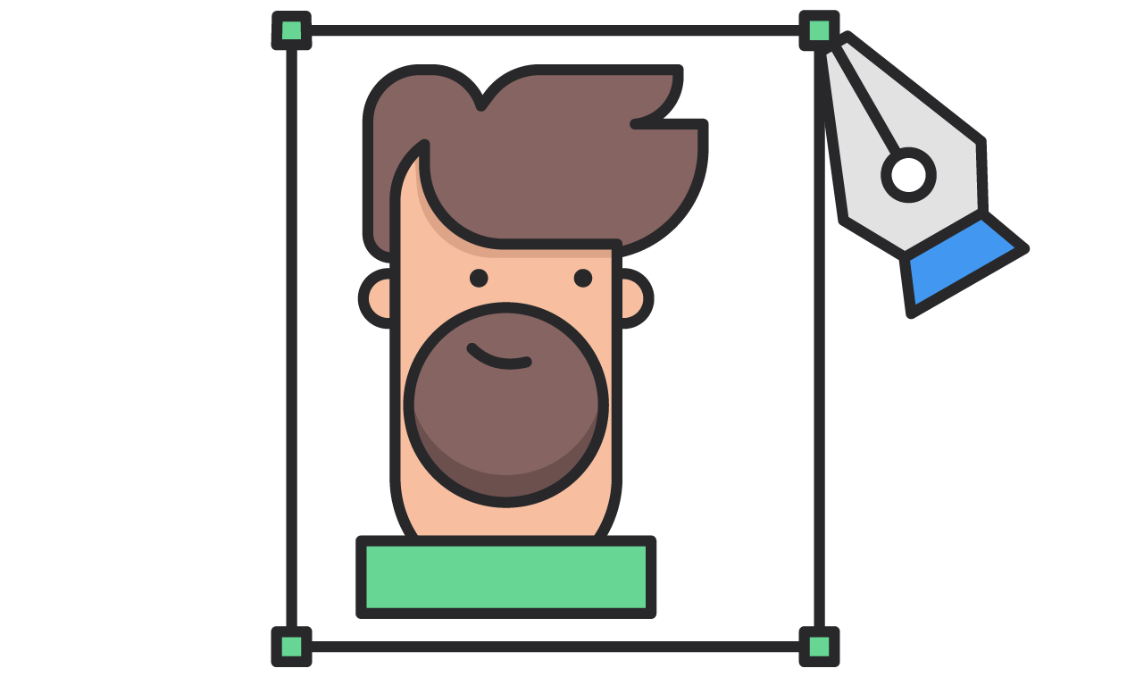 Script and Visual Style Icon