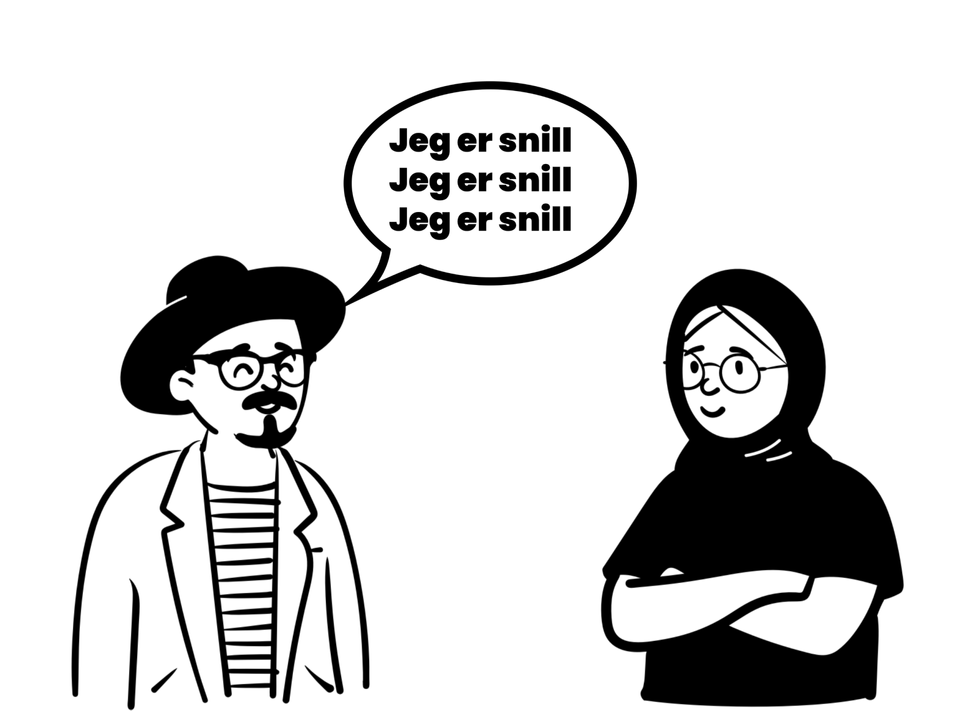 Reklame forklart / Ish Design Studio i Oslo / Designstudio i Oslo / Branding og merkevarer