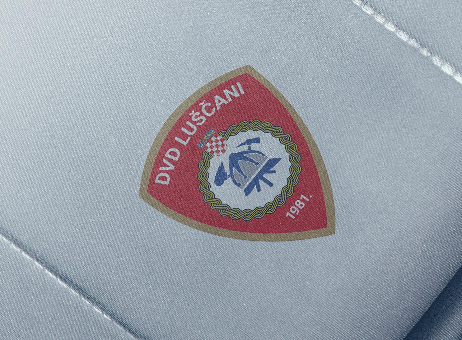 Logo za DVD Luščani