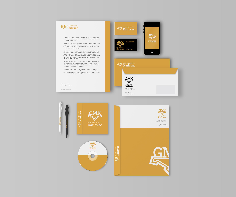 Paket promo materijala za GMK