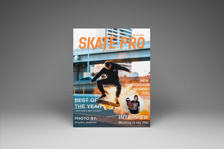 """Časopis """"Skate Pro"""""""