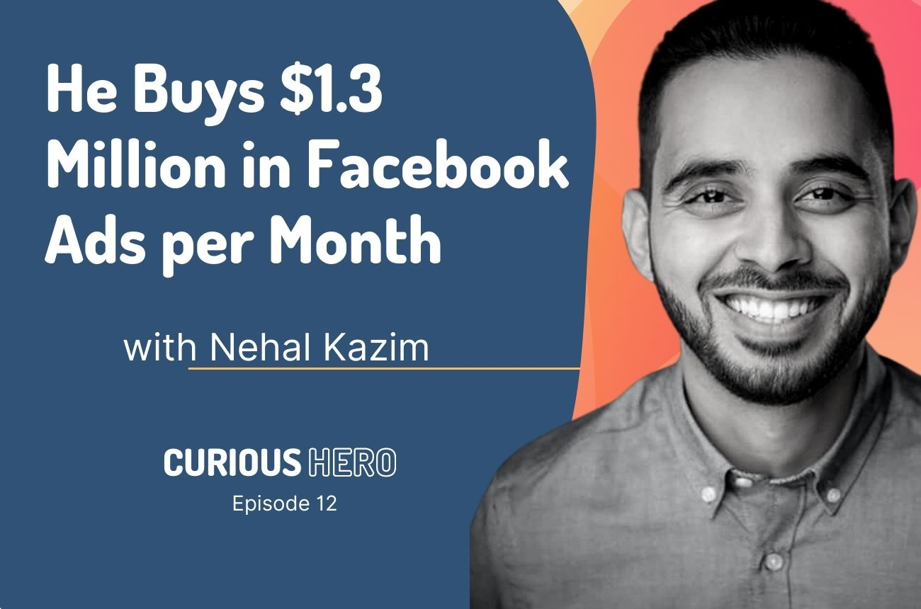 He Buys $1.3 Million in Facebook Ads per Month