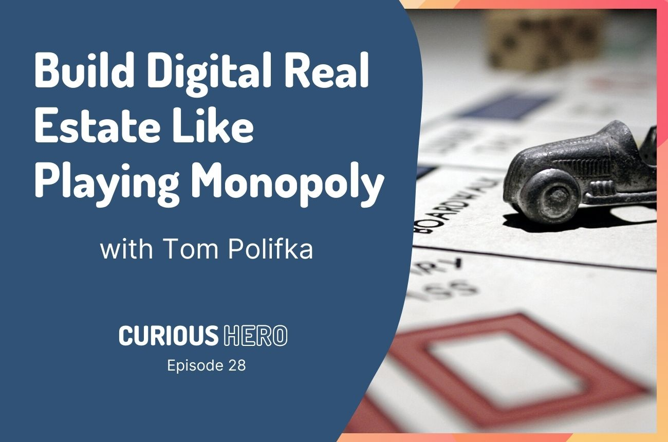 Build Digital Real Estate Like Playing Monopoly