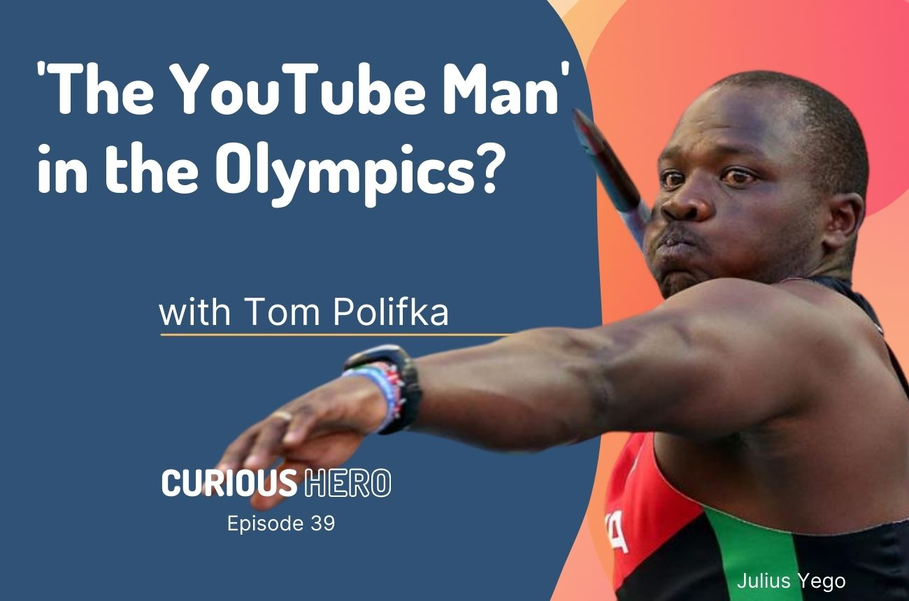 'The YouTube Man' in the Olympics?