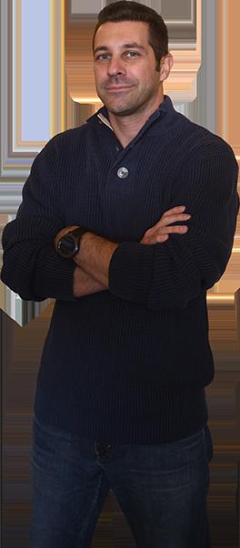 Standalone image of Digital Phoenix Consulting's Principal, Head of Venture, Dan Wittmers