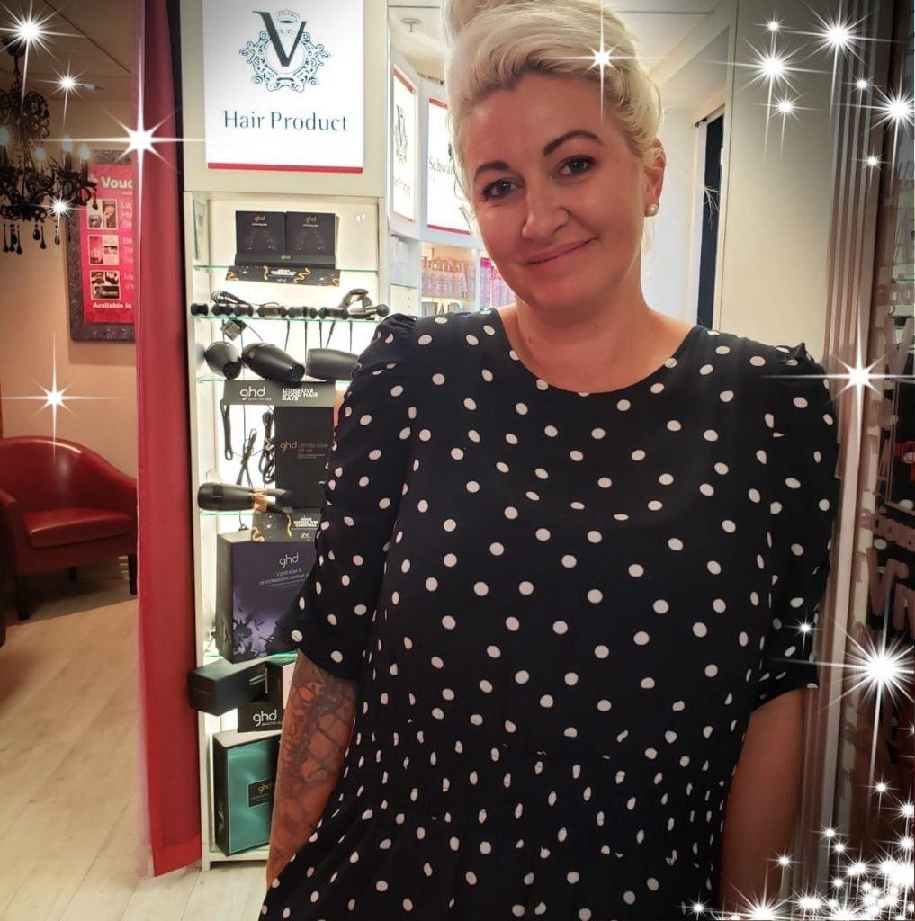 Georgina-Our-Salon-Manager