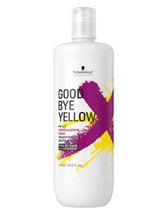"""BC Good Bye Yellow """"The master of all Silver shampoos"""""""