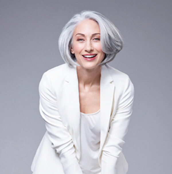 Going Grey Gracefully