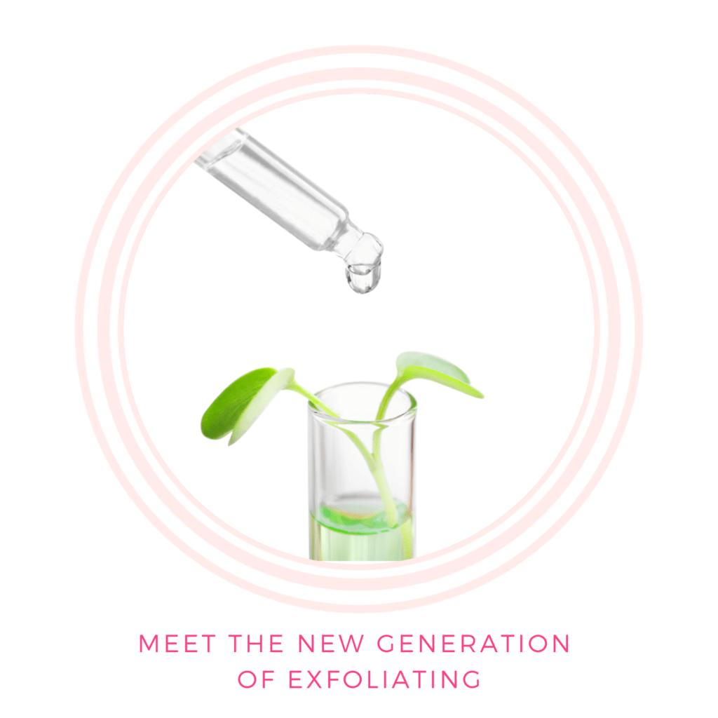 New generation of exfoliation