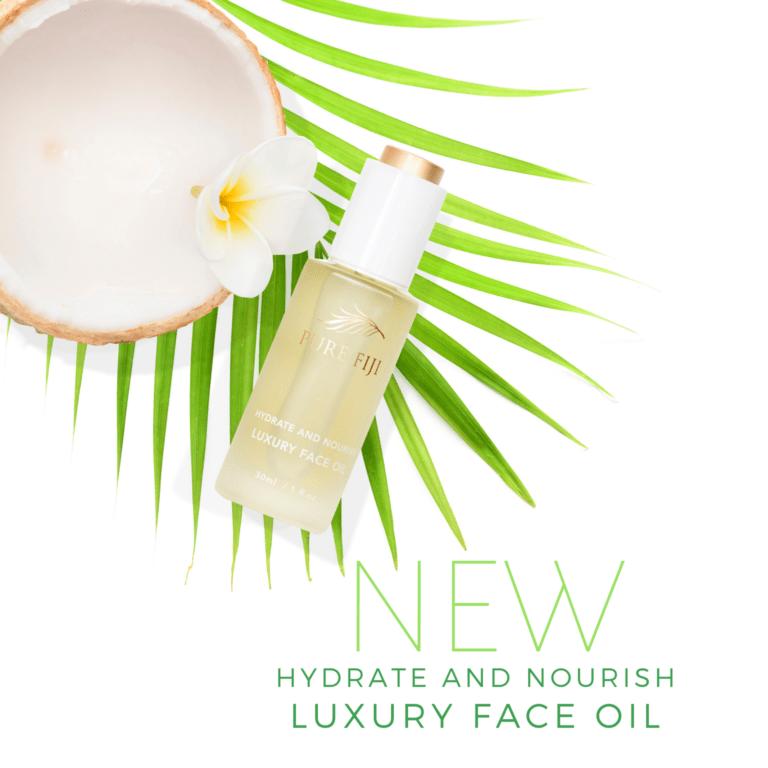 Pure Fiji luxury oil