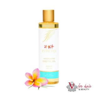 Pure Fiji exotic oil