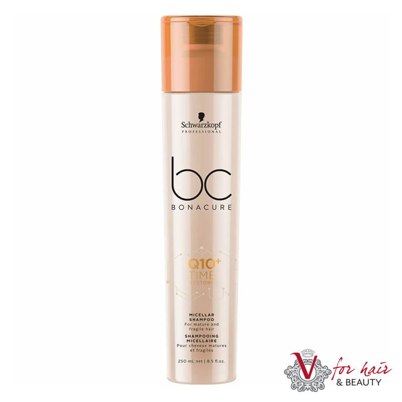 BC Q10 restore shampoo