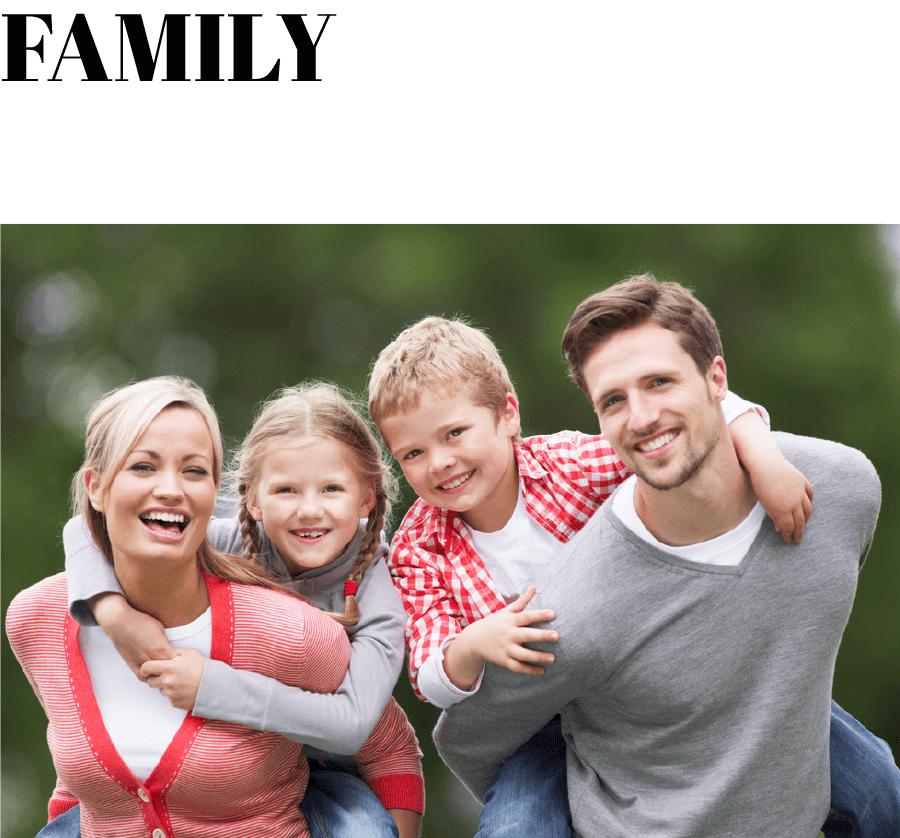 Family is precious