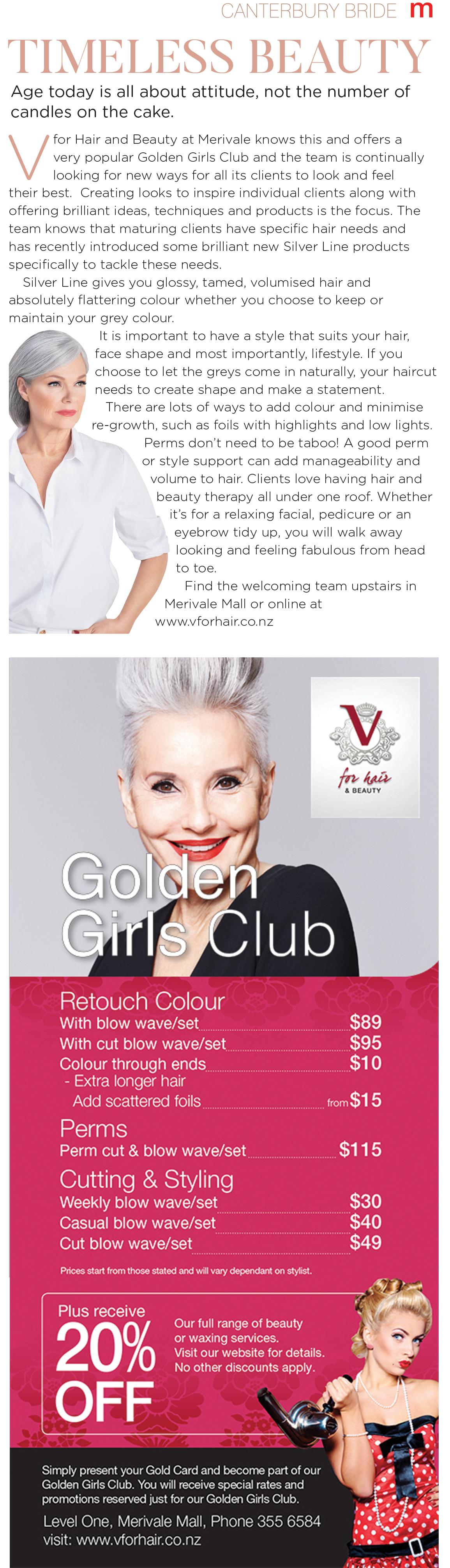 Golden Girls Club