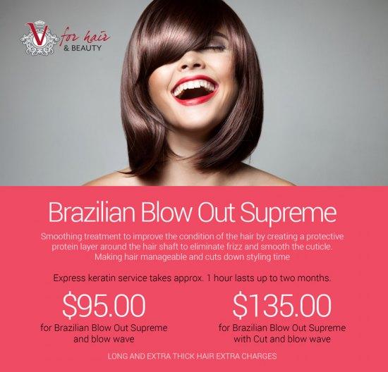 Brazilian Blow Out Supreme