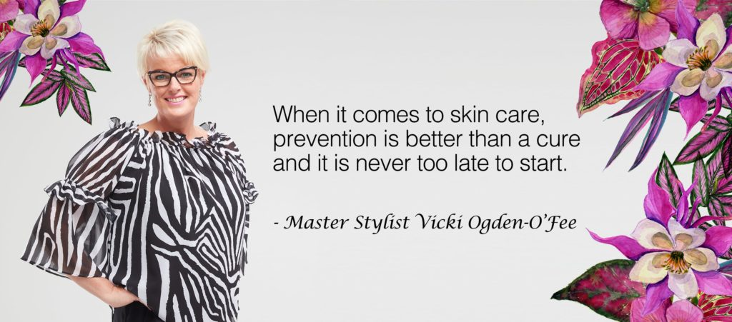 Vicko quote for skin care prevention is better than a cure