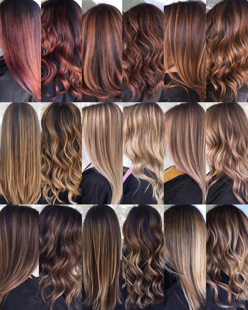 Ladies hair colors for rejuvenation