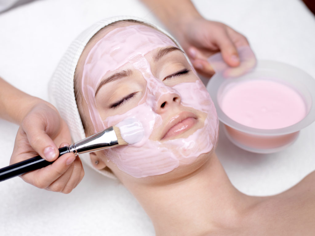 Beauty vouchers, Girls facial for skin care and beauty