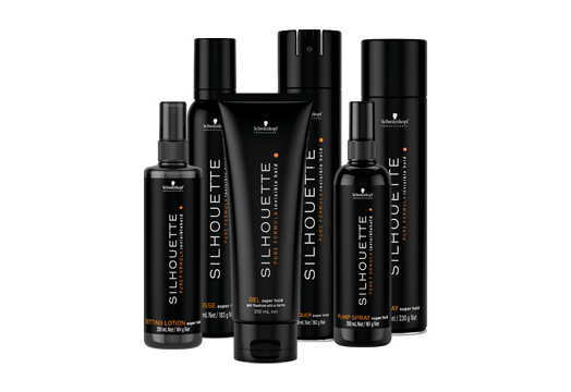 V for hair Schwarzkopf Silhoutte Products