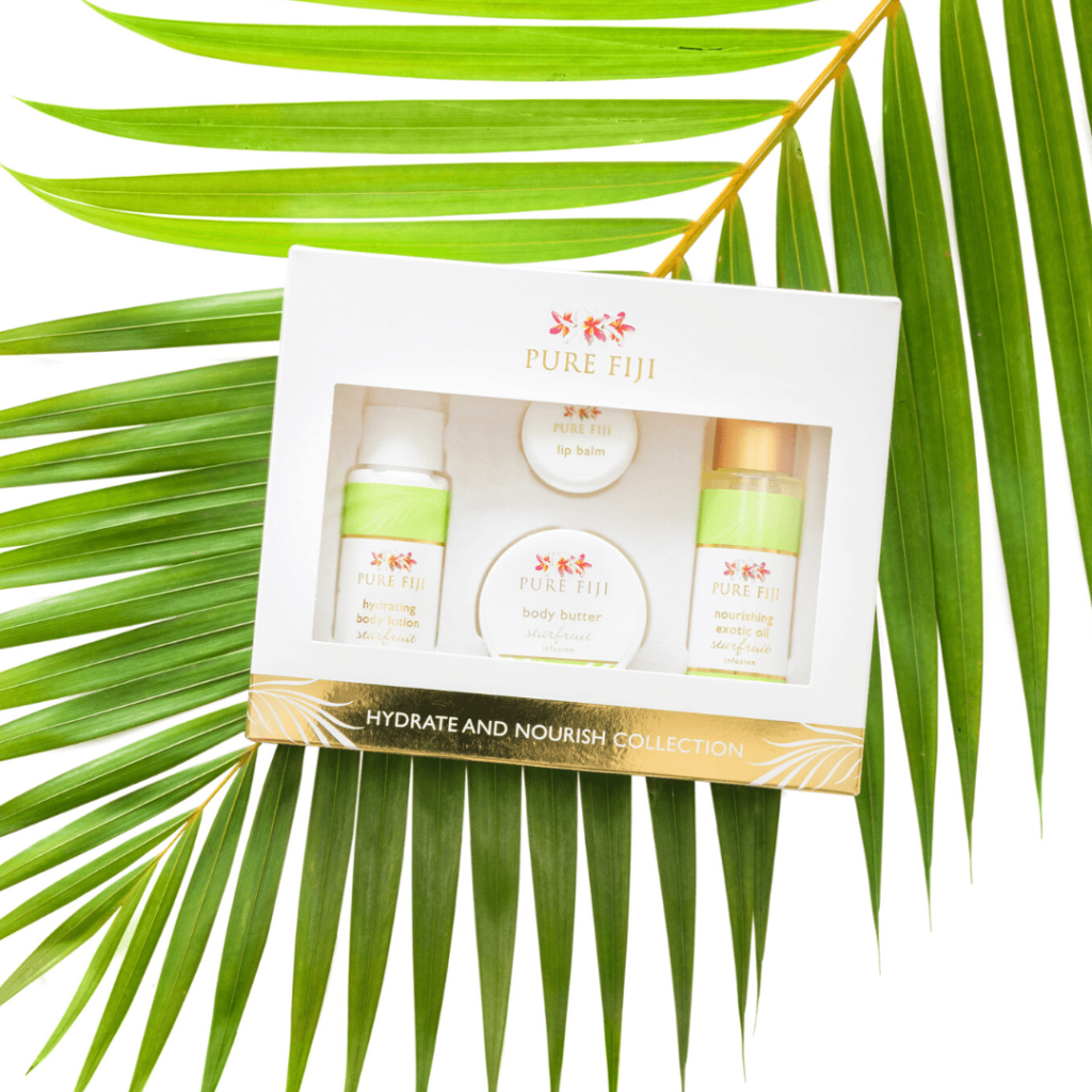Pure Fiji Hydrate and Nourish Collection