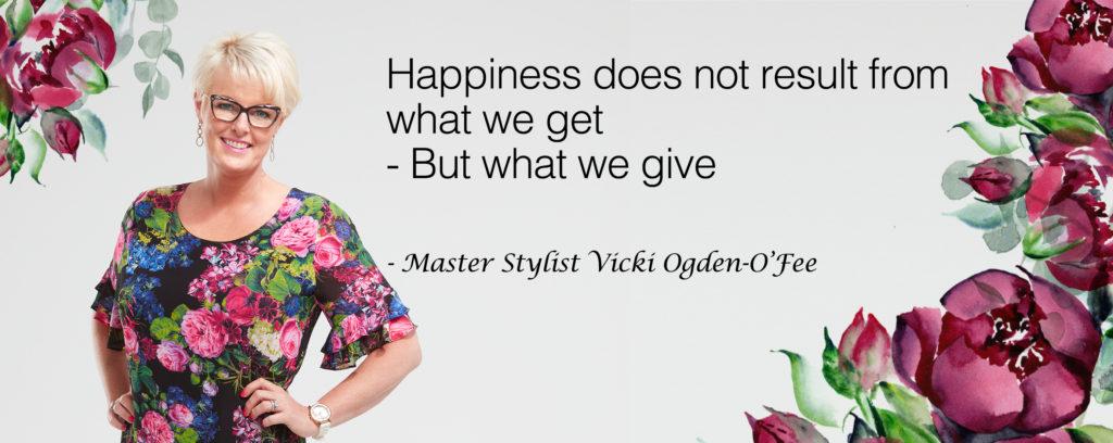 Vicki Quote for Christmas Gift Selection