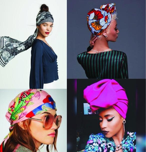 Head Scarfs Fashion