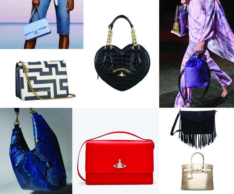 Summer Fashion Handbags fringing chain bags plus colour
