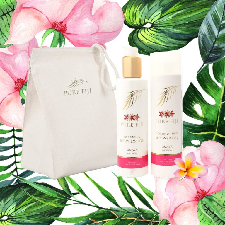 Pure Fiji Bath and Body Kit