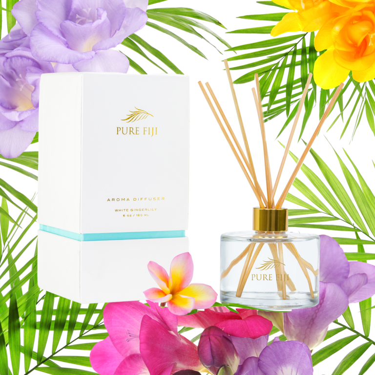 Pure Fiji Aroma Diffusers