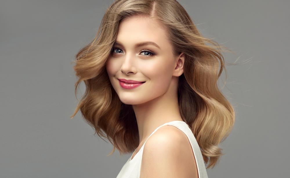 Beautiful hair maintenance