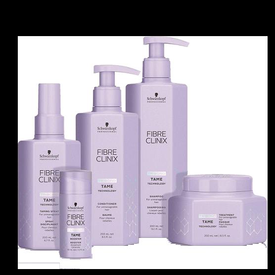 Schwarzkopf Fibre Clinix Tame Products
