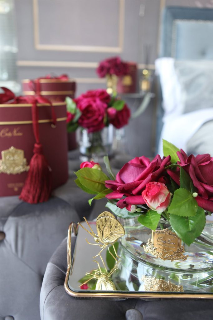Cote Noire Fresh Beautiful Rose Diffuser
