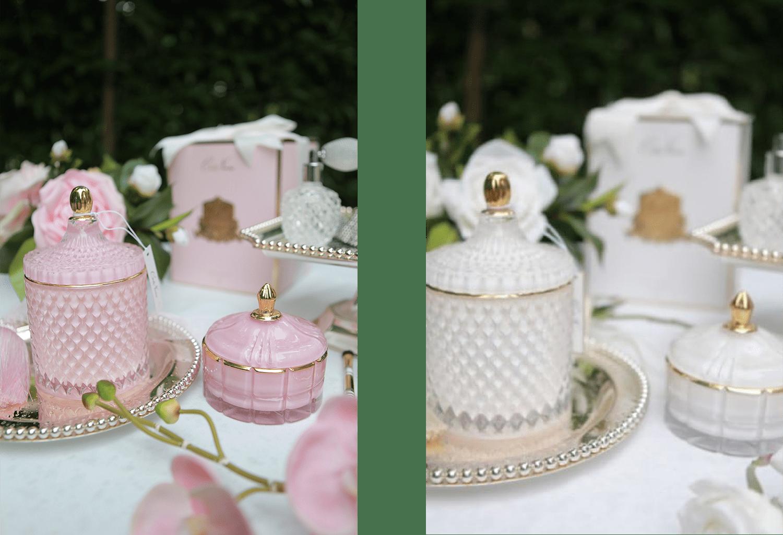 Cote Noire Luxury candles