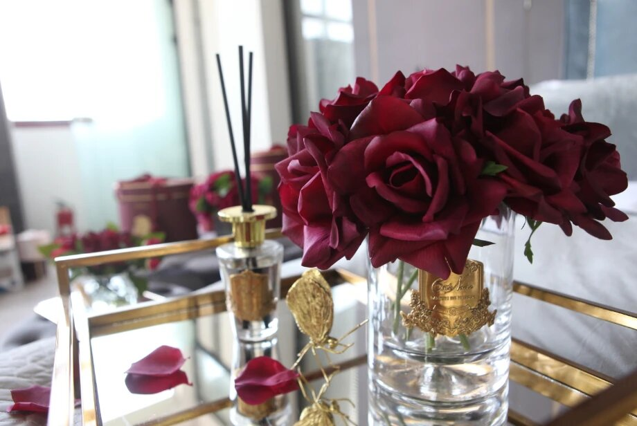Cote Noire Natural Rose Blossom Diffusers