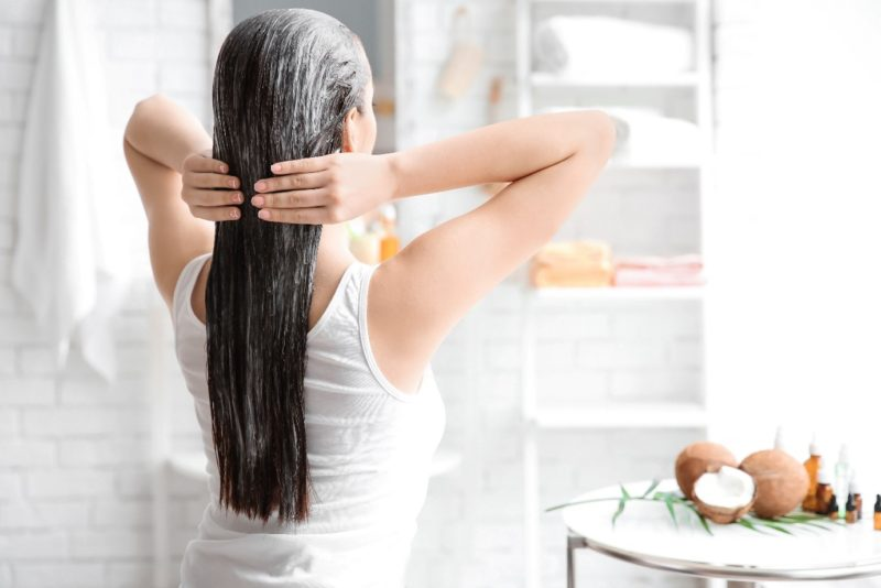 Home Hair Care routine, Detox and Hydrate
