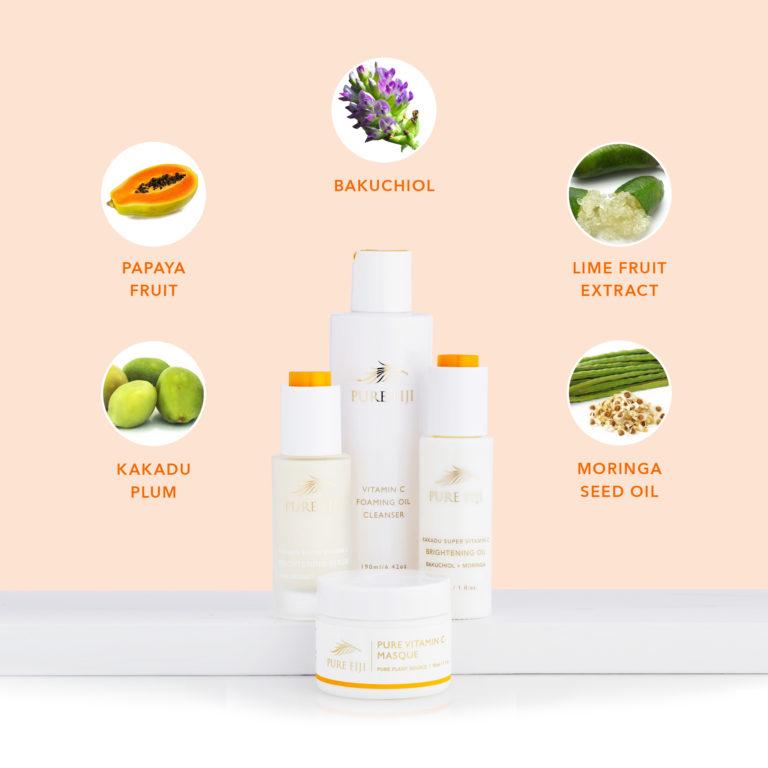 Vitamin C ingredients