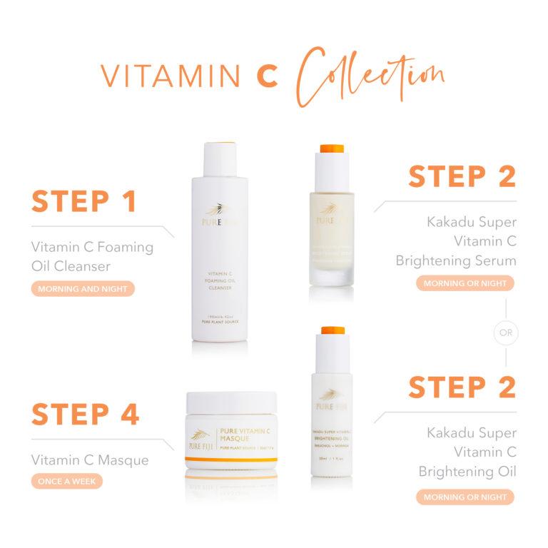 Vitamin C collection