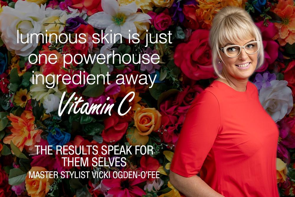 Vicki Quote Pure Fiji Vitamin C Skin Care