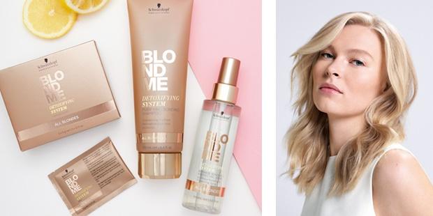 BlondMe products