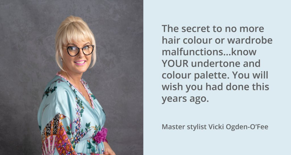 Master stylist quote V for Hair
