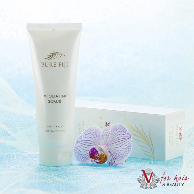 Pure Fiji exfoliating scrub