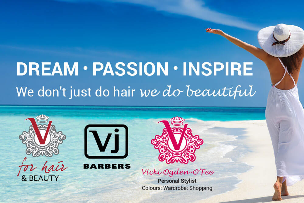 V for Hair and Beauty Merivale