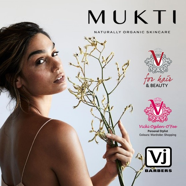 Introducing Mukti V for hair and beauty