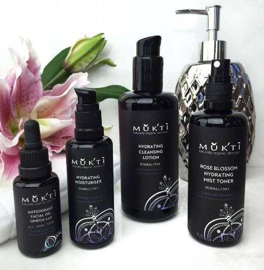 Mukti organic eco luxury products