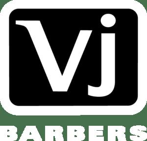 VJ barber logo