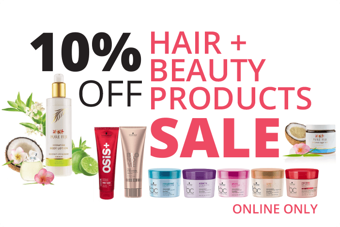 Hair and Beauty Products Sale - V for Hair and Beauty